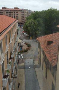 Calle Cuesta de la Molinera (Foto Luz Villasana)