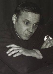 Manuel Ponga Santamarta. Alcalde de Avilés (1979 a 1988).