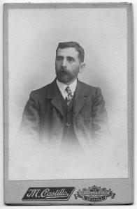 Federico Ureña en 1904.