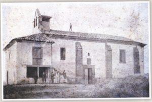 Ermita de La Luz (Foto en Museo del Pueblo de Asturias)